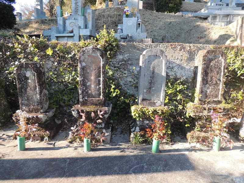 執行家墓所