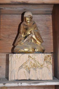 祖師像(日蓮像)