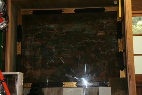 倉岡神社の絵馬