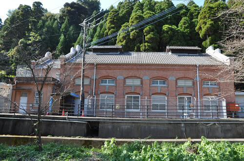 広滝第一水力発電所