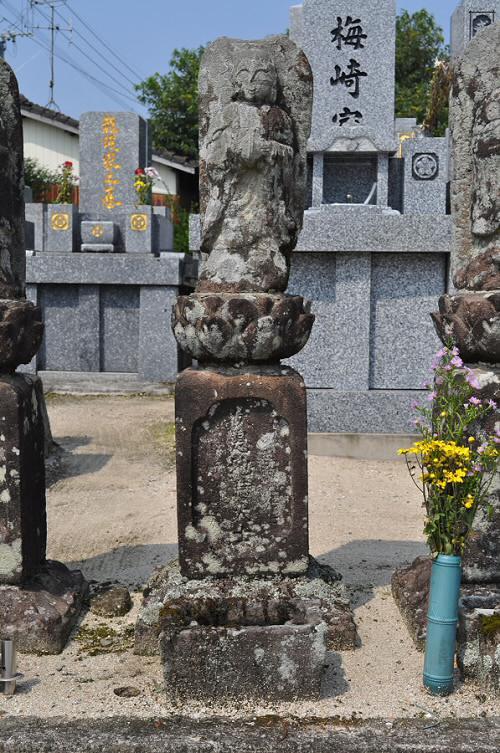 伏息地蔵大士像(六地蔵)