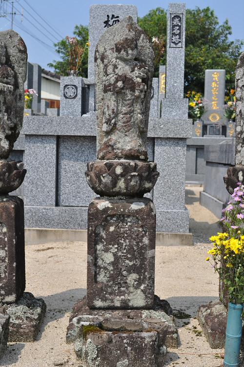 禅林地蔵大士像塔(六地蔵)