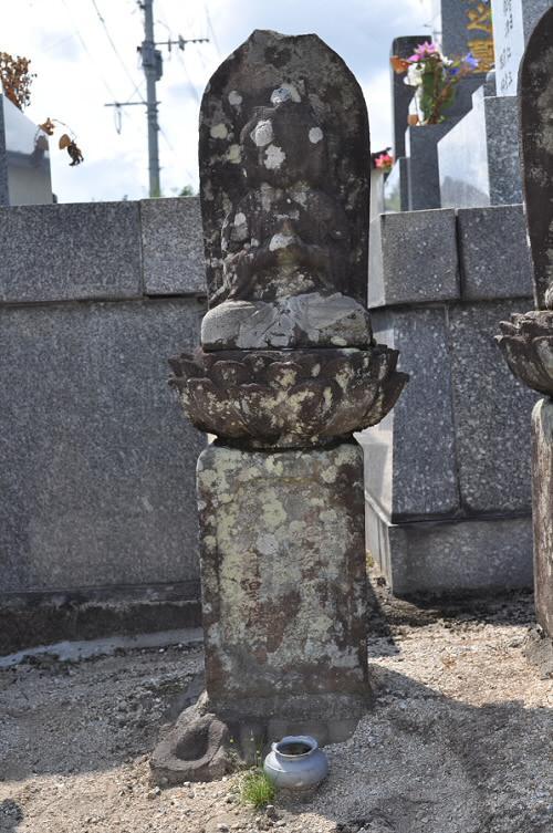 馬頭観音菩薩像塔(六観音)