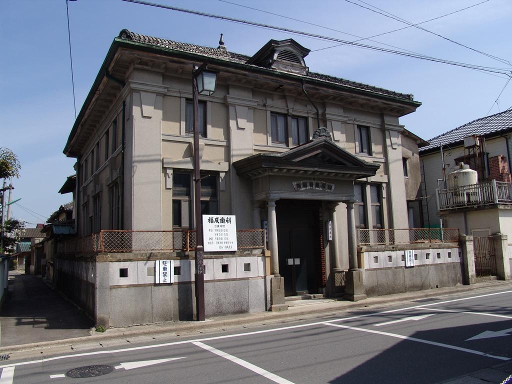 旧古賀銀行神埼支店
