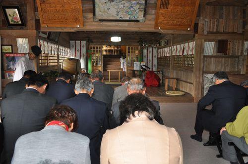 脊振神社秋の祭典(新嘗祭)